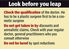 How To Choose Plastic Surgery And Cosmetic Surgery Options